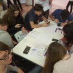 Тестирование калькуляторов CASIO на выставке «НАВИГАТОР ПОСТУПЛЕНИЯ».