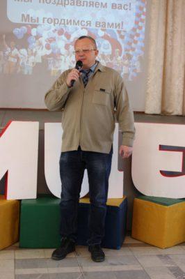 Вострокнутов Игорь Евгеньевич - научный руководитель образовательных программ СASIO