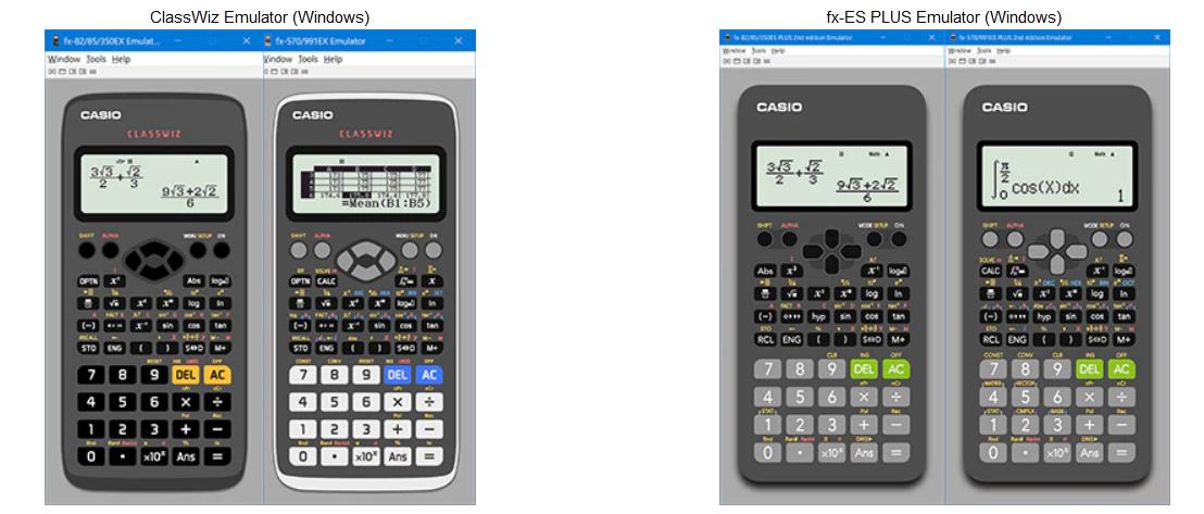 Бесплатный доступ к Интернет-ресурсам CASIO по научным калькуляторам и учебным пособиям